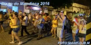 CARNAVAL 2016 BANDA BLOCO DO MANDIOCA